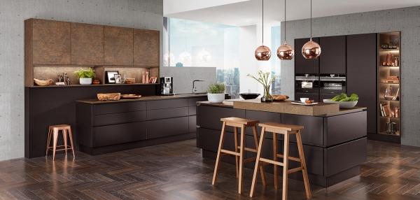 Cozinhas Modernas - 340 - Touch