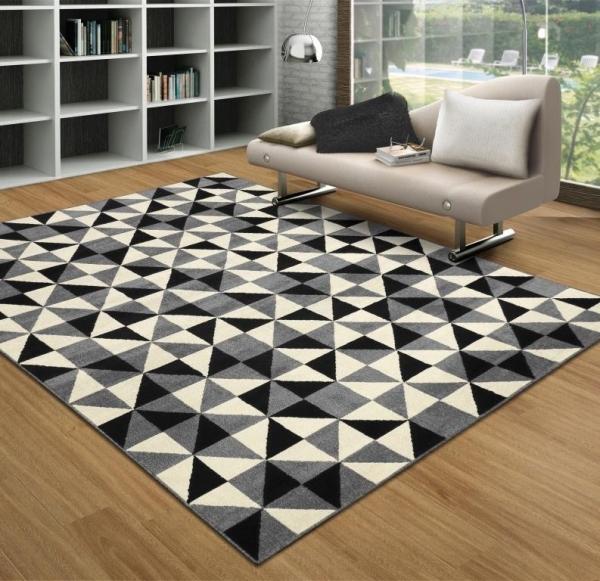 carpetes geométricos